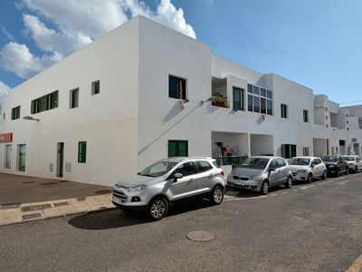 Photo for El Pueblo Apartment - in the center of Playa Blanca a few meters from the sea