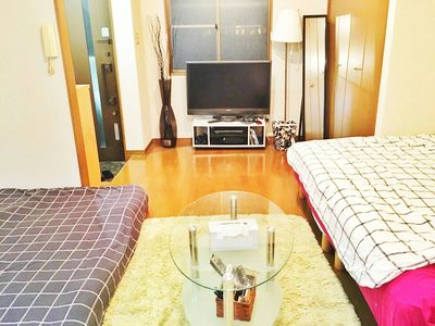 Photo for 1BR Apartment Vacation Rental in Shinjuku-ku, T?ky?-to