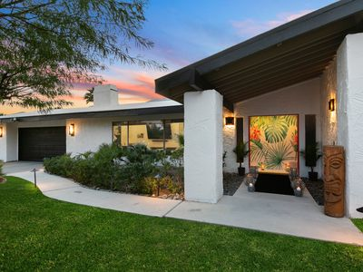 Photo for The Colony Enclave = #1 Hideaway in Palm Springs