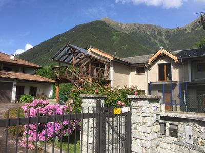 Photo for 1BR Chalet Vacation Rental in Sondalo