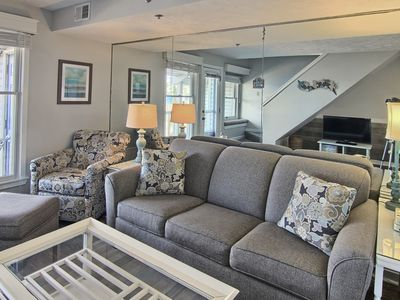 Photo for NSI305 is a charming 2BR North Shore Inn Condo on World Class Lake Michigan!