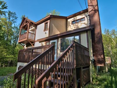 Photo for Spring, 5BR Jacuzzi, Open Kitchen/Dining.