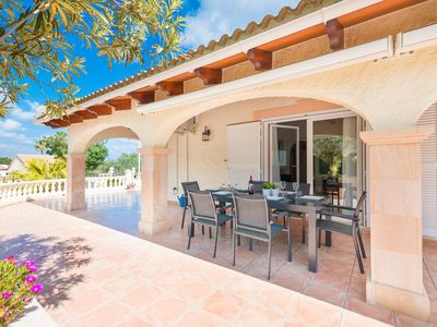 Photo for VALOCA - Chalet for 6 people in Son Serra de Marina.