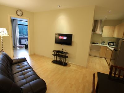 Photo for Spacious 1BR w/ Gym Access @Gramercy 507