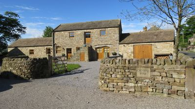 Photo for Converted Barn In Quiet Coverdale  With Views