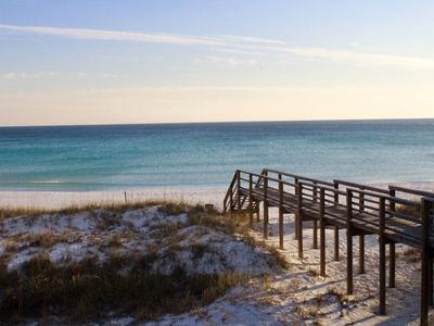 Photo for Affordable BEACH Home. Beach across street!1MIN walk to SAND!New Owners 8-1-19!