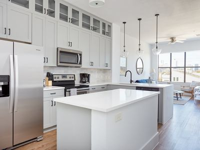 Photo for Sonder | The Hampstead | Modern 1BR + Laundry