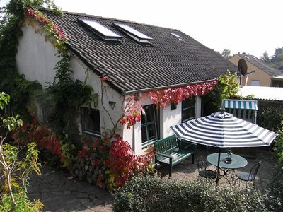 Photo for House Eckernförde (Baltic) - quiet, near the center and spa beach, wireless internet free