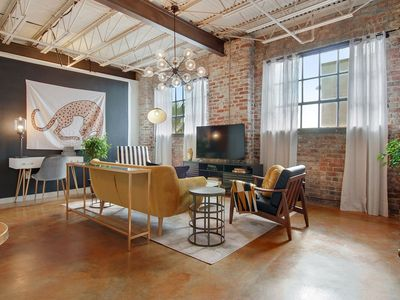 Photo for Domio | Warehouse District | Stylish Two Bedroom + Laundry