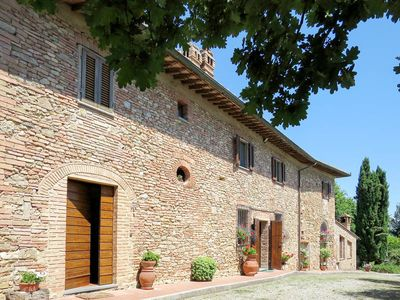 Photo for Apartment Villa Pratoverde  in San Gimignano (SI), Siena and surroundings - 5 persons, 2 bedrooms