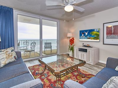 Photo for Absolutely Beautiful Condo with Breathtaking Gullf Front Views