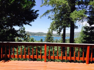 Photo for Treetop Lakeview Cabin