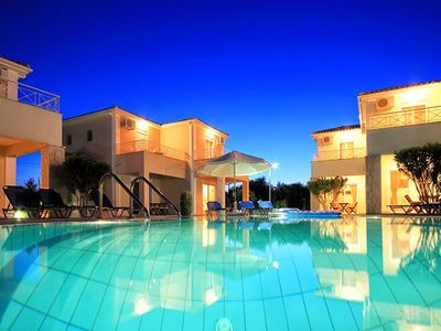 Photo for Kalamaki Court (2 Bd) - charming small holiday complex with swimming pool