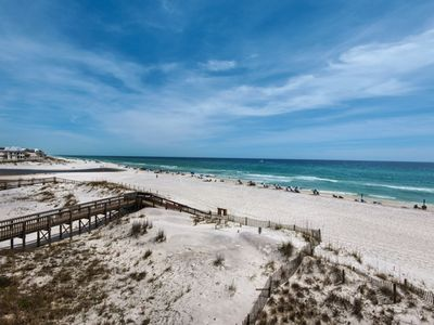 Photo for Beautiful Gulf Front Condo ~ Amazing View of the Emerald Coast!