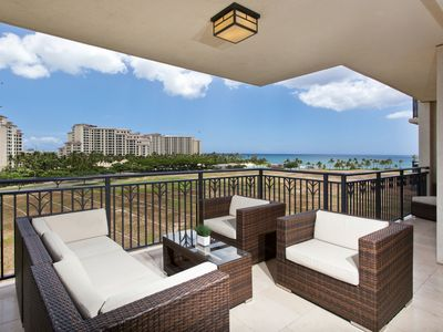 Photo for Last Minute August Special $349: 3 Bedroom Luxury Condo W/ Ocean View 522.