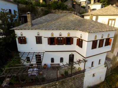 Photo for Traditional mansion Calliope in Makrinitsa Pelion