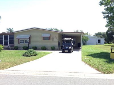 Photo for Wonderful Rental - 2BR/2BA w Cart in Silver Lake of The Villages