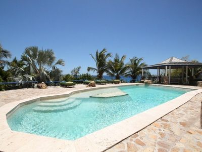 Photo for Carib House - luxury 5 bedrooms serviced house - Travel Keys