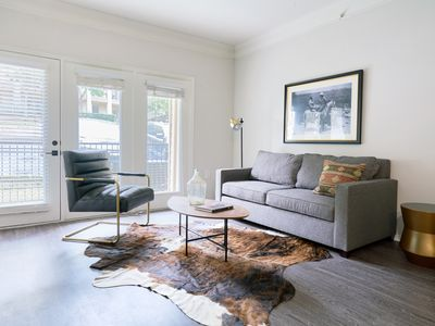Photo for Pleasant 1BR on South Congress by Sonder