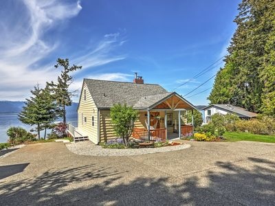 Photo for 4BR Seabeck House w/Views of Olympic National Park
