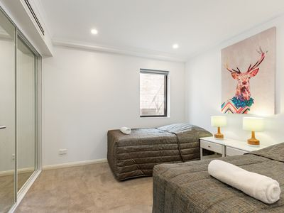 Photo for BAL7DAR - SPACIOUS MODERN 2BR APARTMENT WITH PARKING