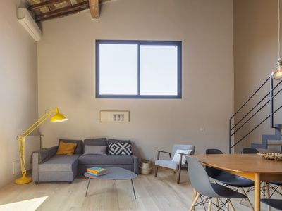Photo for A modern and bright apartment near the Mercato Centrale