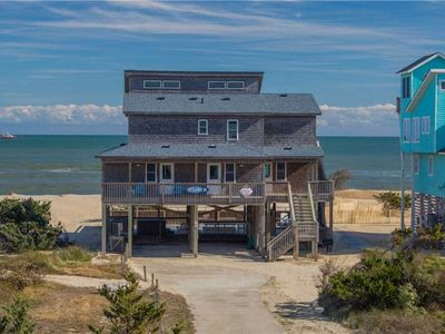 Photo for Perfect oceanfront location w/HotTub, RecRoom, Pets!
