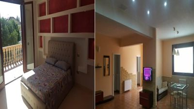Photo for Double apartment in the villa