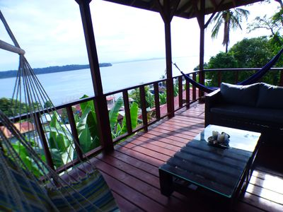 Photo for Authentic Caribbean vibe at private 2 levels house