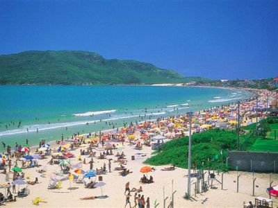 Photo for Great apt of 03 rooms to 100 meters of the best beach of Floripa
