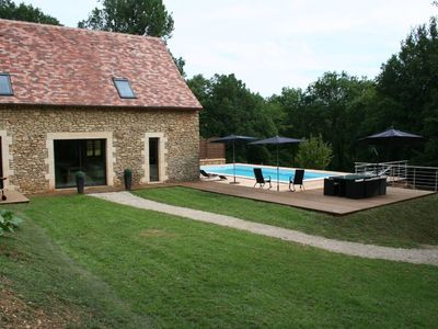 Photo for 4BR Cottage Vacation Rental in Archignac, Nouvelle-Aquitaine