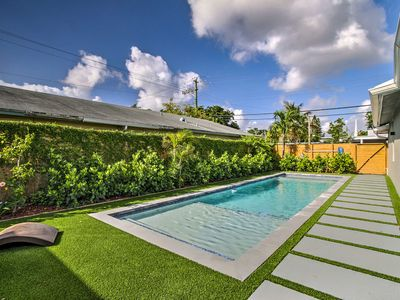 Photo for NEW-Remodeled Fort Lauderdale Home w/Semi-Pvt Pool