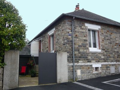 Photo for Modernly furnished holiday home in the city of Rennes