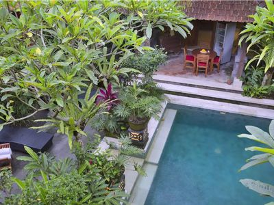 Photo for 4Bedrooms Balinese House in Ubud Center