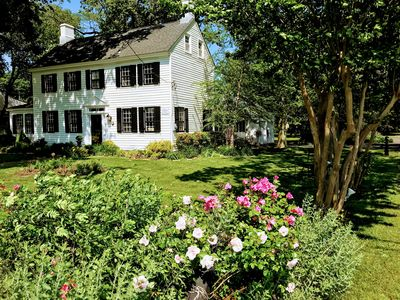 Photo for Spacious Historic Farmhouse booking now for Fall 2019!