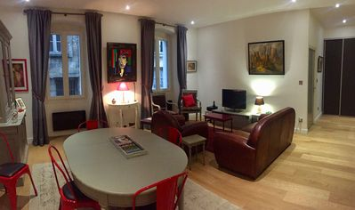 Photo for Large, luxury apartment in the heart of the Old Town