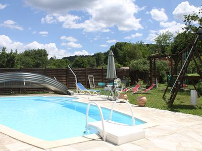Photo for Cottage for 2 to 8 people Verdon and Lavender