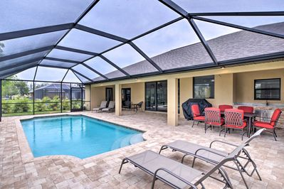 Elevate your Cape Coral stay at this vacation rental home!