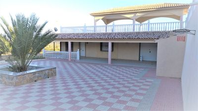 Photo for Family-friendly villa with PRIVATE SWIMMING POOL + AIRCO + WIFI