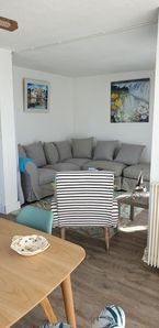 Photo for Rent Appart 3 ch, 6/8 pers DRC, on marina, old port, 100 m from the beach