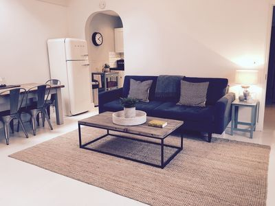 Photo for Beautiful, central London mews cottage. Free off street parking on request.