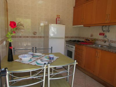Photo for Beach at 200 m - very well maintained - large garden with pool - family friendly