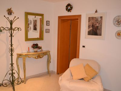 Photo for new renovated apartment 3 rooms - 2/5 persons, modern and well furnished. 8 minuts walk to S. Marco -