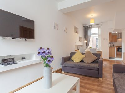 Photo for Central 3 Bedroom Terrace - Belfast South