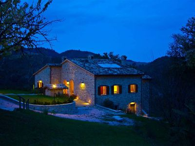 Photo for Villa Calfattore: 6 bedroom villa in Marche