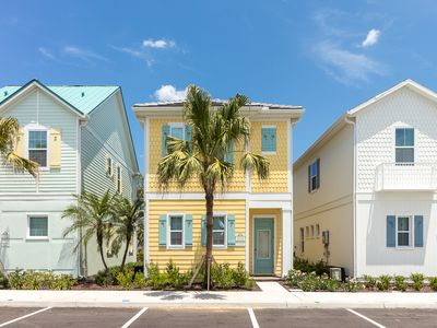 Photo for Don't Worry Beach Happy: 3 BR / 3 BA home in Kissimmee, Sleeps 8