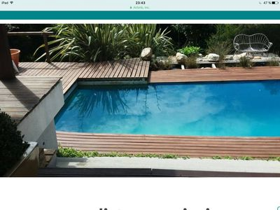Photo for House with pool of 14 m ecological