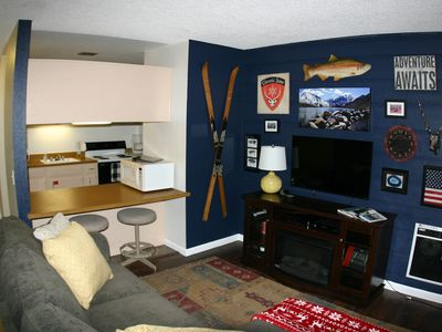 Photo for Charming Studio , WiFi, Smart TV and Pets Welcome free of charge.