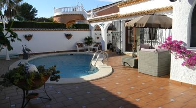 Photo for Gorgeous Detached Villa with Private Pool