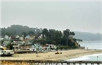 nearby Capitola Village